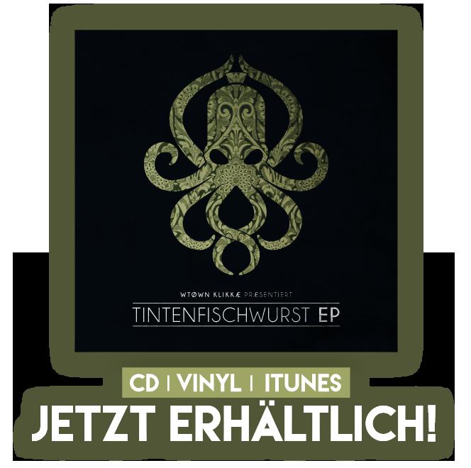 TINTENFISCHWURST EP